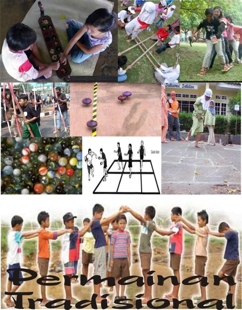 Mengembangkan Keterampilan Gerak Dasar Lompat Dengan Permainan Tradisional Halilintar